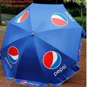 ô quảng cáo hãng Pepsi