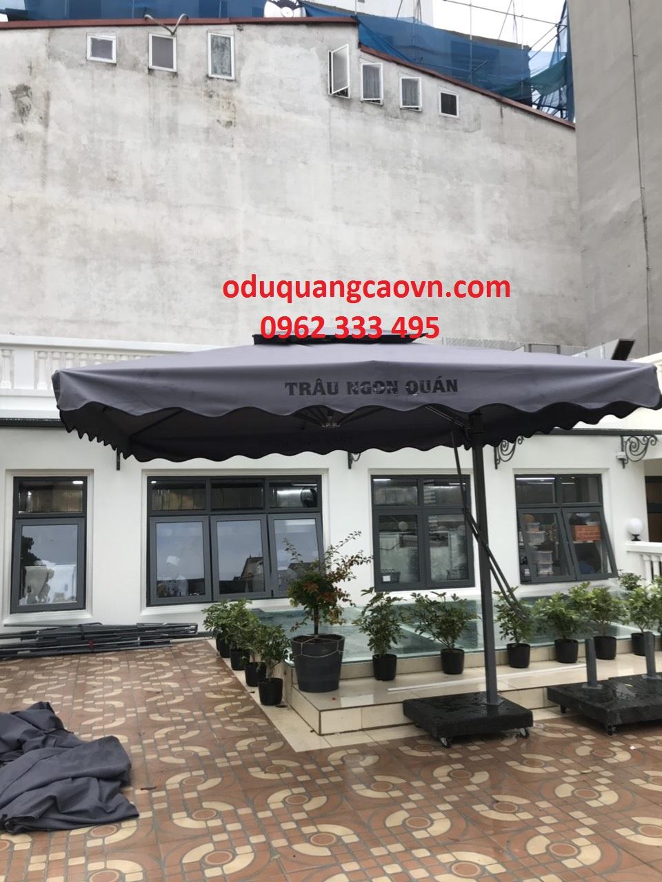 Ô cafe nhà hàng Trâu Ngon Quán