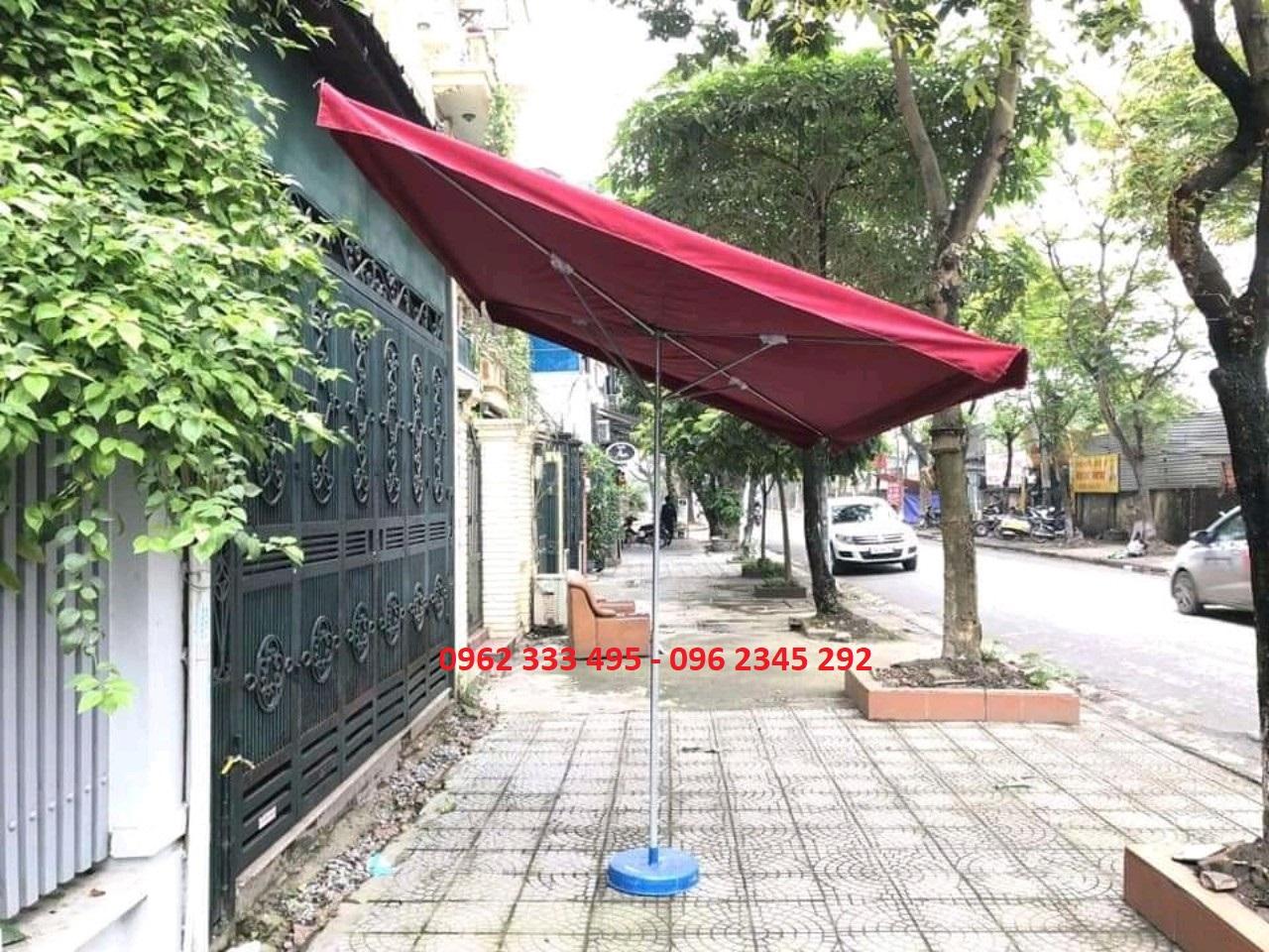 ô dù mái chéo giá rẻ