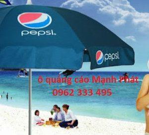 Ô dù quảng cáo hãng Pepsi