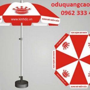 ô dù quảng cáo ngoài trời giá rẻ