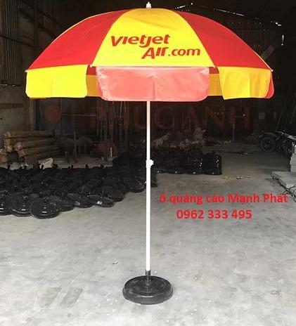 ô quảng cáo Vietjet